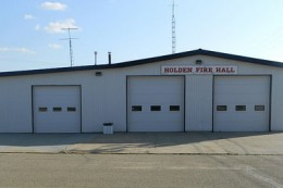 Holden fire hall