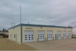 tofield fire hall