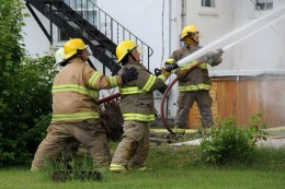 Volunteer Firefighters